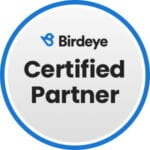 Marketing by Click is a certified Birdeye Partner